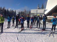 Kurz lyžování pro děti opět perfektní