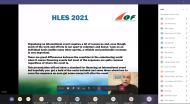 HLES: poprvé online nejen o COVID-19