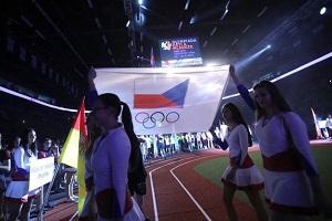 Dnes byly zahájeny IX. letní hry olympiády dětí a mládeže 2019