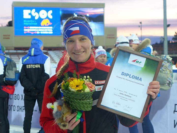 Anketu o nejlepšího závodníka LOB 2020 ovládla Lenka Mechlová